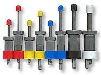 "Temporary Fasteners SEL Skin Pins ( Screw Type) Grip 0-1"""