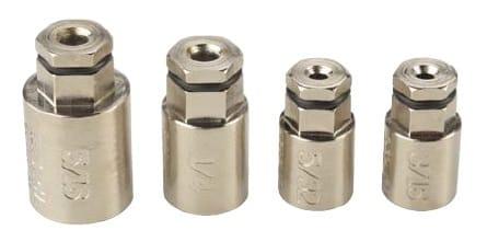 16435 Hi-Lok® Collar Removal Socket 4 Piece set (5/32