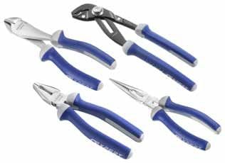 Britool E080805B 4 piece mechanical engineers pliers set