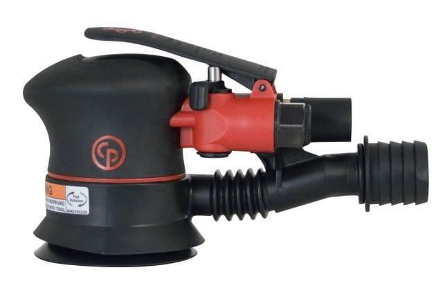 CP CP7255CVE-3 Chicago Pneumatic Palm Sander, 5mm Orbi