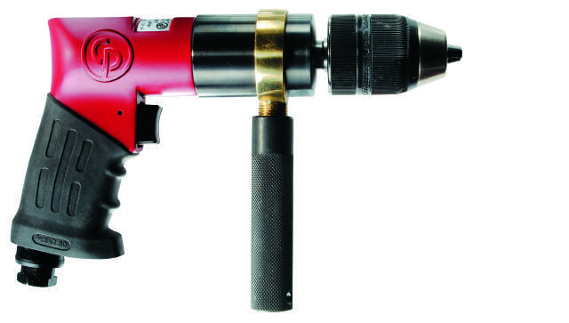 CP9288 Chicago Pneumatic Low Speed Pistol Drill