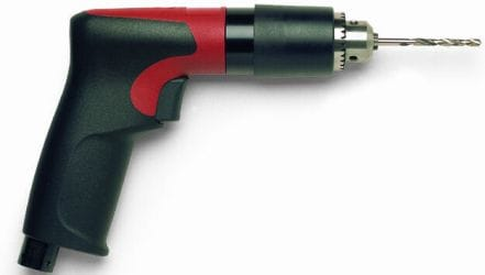 DR350-P3000-C8 CP Desoutter Compact air pistol drill 3,000 rpm