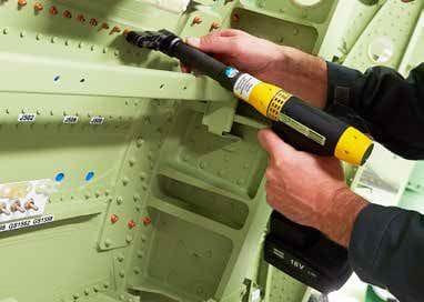 Atlas Copco Tools Aerospace & Engineering Tools