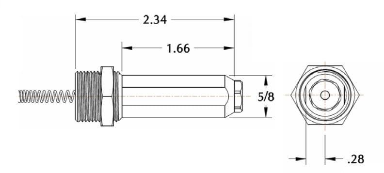 Cherry Aerospace H701B-456 Riveter / Rivet Gun Pulling Head