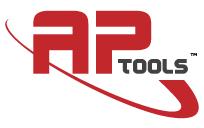 A P tools logo