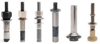 Joe Bolt Visu-lok fasteners