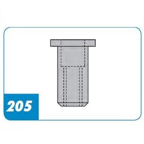 Gesipa Blind Dome Head Rivet Nuts Alu Standard Material: AlMg 3