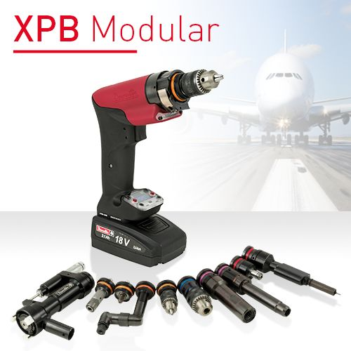 XPB smart multi function tool Desoutter
