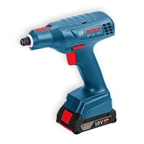 Bosch EXACT ION Cordless Centre Grip Pistol Torque Screwdrivers