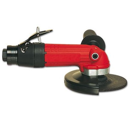 Desoutter Angle Grinders For Depressed Center Wheels, Cut-Off Wheels, Flap Wheels