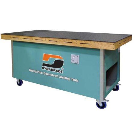 Dynabrade Dry Downdraft Sanding Tables