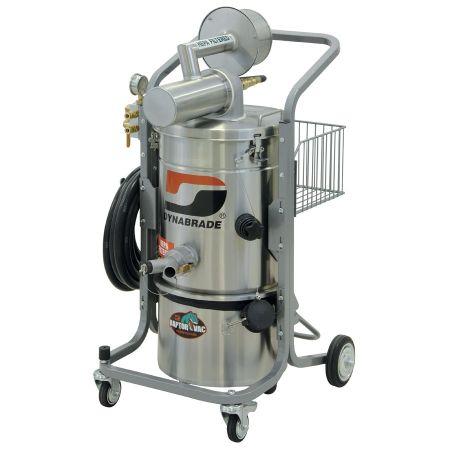Dynabrade Raptor Vacuum Extractors - Extraction Units